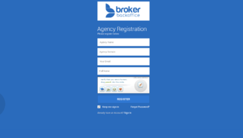Agency_Registration